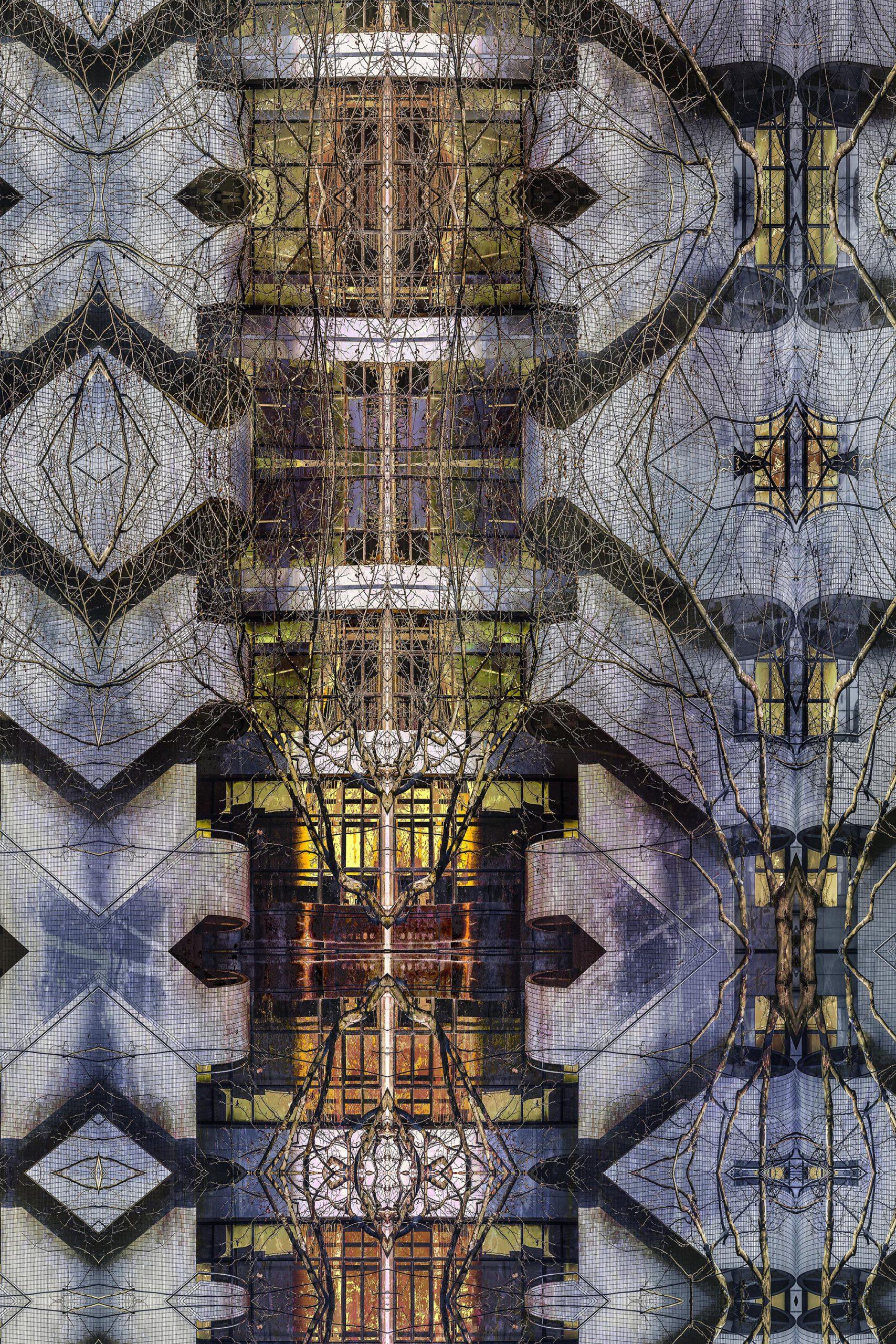 Fassade Art Deco Taikang