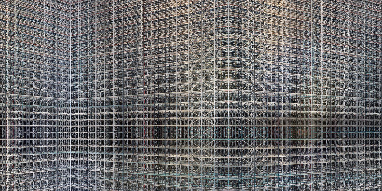 Logistic Maze