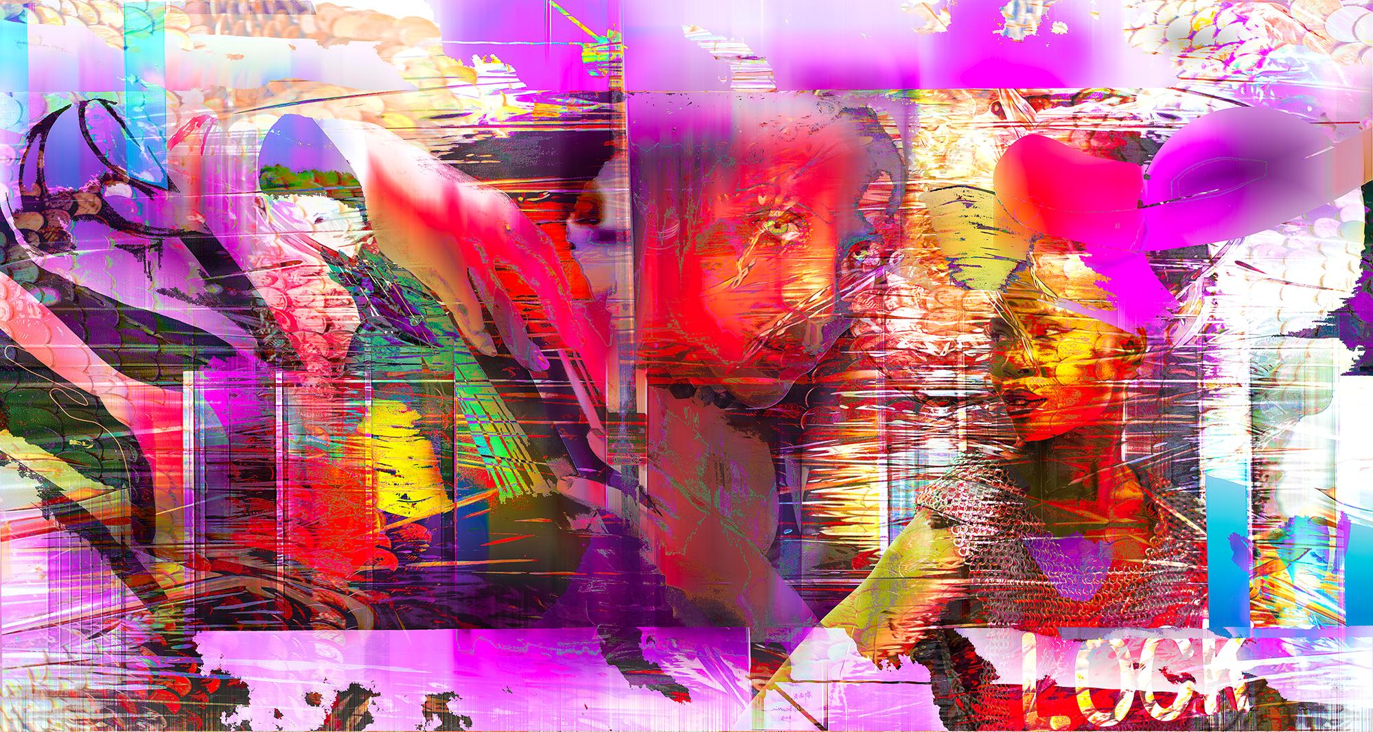 Wynwood Wall Faces I