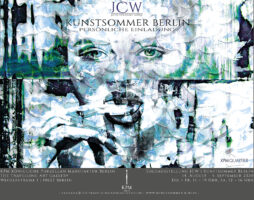 JCW Kunstsommer Berlin im KPM Quartier