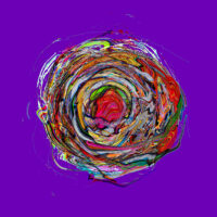 Turmoil of Colours II